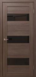 Двери Alegra-10 черное стекло