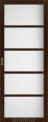 Двери  Bella BL-01 (сатин)