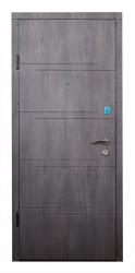 Двери М-2 (МДФ/МДФ) шато/пасадена