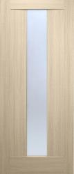Троя ПВХ (стекло сатин дуб беленный