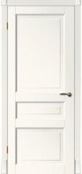 Двери Тесоро К2 ПГ белая эмаль
