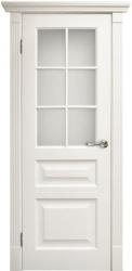 Двери Тесоро К2 ПО белая эмаль