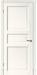 Двери Тесоро К3 ПГ белая эмаль