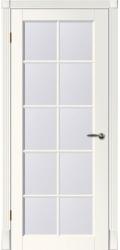 Двери Тесоро К3 ПОО белая эмаль