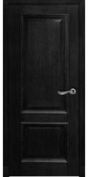 Двери Премиум, черное серебро, ПГ, П