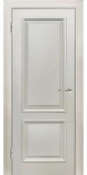 Двери Пассаж, белая эмаль, ПГ