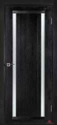 Двери Дублин ПО черный ясень