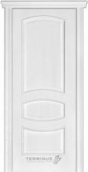 """Двери """"Модель 50"""" ПГ ясень белый"""