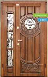 Входная дверь 179 ковка Milita