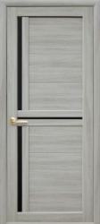 Двери Тринити (черное стекло)