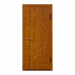 Входная дверь ПК-08 Дуб золотой