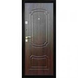 Входная дверь ПО-01 V Вишня дымчатая