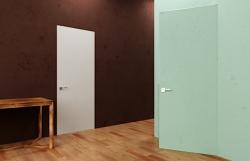 Двери крашенные по RAL