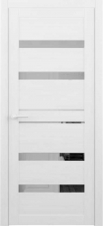 Двери Дрезден белый мат
