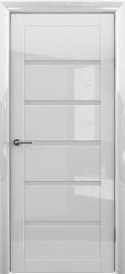 Двери Вена белый глянец
