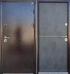 Входная дверь Стандарт Steel