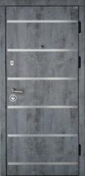 Входная дверь Акцент New молдинг