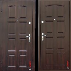 Входная дверь  Модель 112 МДФ/МДФ