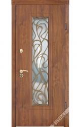 Вхoдная  дверь НЕВАДА (винорит)