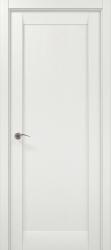 Двери МL-00F белый ясень