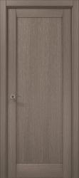 Двери МL-00F серый дуб