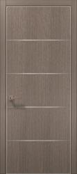 Двери Plato-02 (дуб серый браш.)