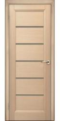 Двери Аркадия 11.4, беленый дуб, ПГ