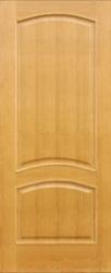 Двери Капри ПГ (дуб тонированный)
