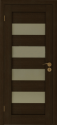 Двери Горизонталь У ПО венге