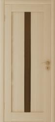 Двери Вертикаль У ПО выбеленный дуб