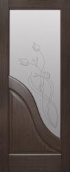Двери Габриэлла ПВХ СС+КР