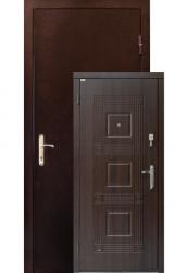 Входная дверь Металл/МИНИСТР