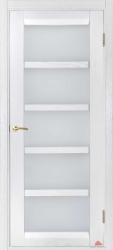 Двери Бристоль ПО белый ясень