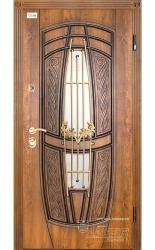 Входная дверь 209 ковка