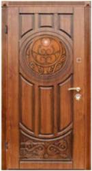 Входная дверь 179 патина