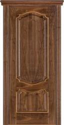"""Двери """"Модель 41"""" ПГ орех американский"""